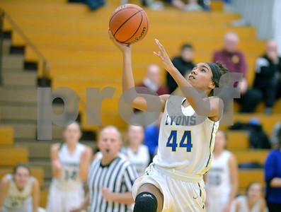 Lyons Township girls basketball