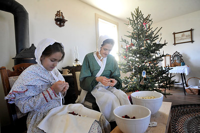 Historical Holidays Open House