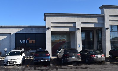 Verilife Marijuana Dispensary, located on S Lincolnway in North Aurora, provides locally-grown cannabis in flower, edible, tincture and vapor form.