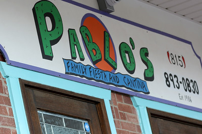 Pablo's Family Fiesta is seen on Tuesday, Dec. 22, 2020 in Crystal Lake.