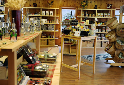 Sarah Nader - snader@shawmedia.com A couple is planning to open a franchise of the Long Grove store The Olive Tap in downtown Crystal Lake this spring. The shop sells olive oils and vinegars and has drums where customers can taste each variety.