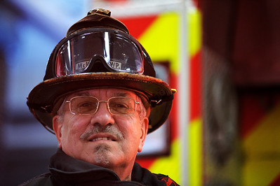 "Daniel J. Murphy - dmurphy@shawmedia.com  Bob Jujewski is a 35-year veteran of the McHenry Township Fire Protection District, and Monday was his last day of work. ""It's been a lot of good years,"" he said."