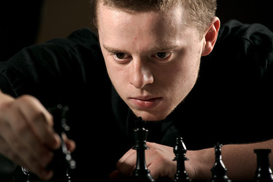 Daniel J. Murphy - dmurphy@shawmedia.com  Marengo senior Max Millikan is the captain of the school chess team.