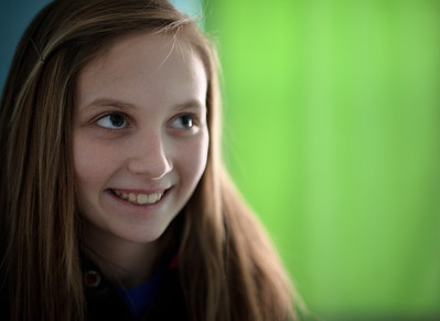 Daniel J. Murphy - dmurphy@shawmedia.com  Alex Freund, 11, of McHenry will be 12 this year. She was born on Feb. 29, a leap year, and will celebrate her official third birthday this year.