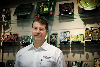Daniel J. Murphy - dmurphy@shawmedia.com  Co-owner of Phoenix Manufacturing Duane Benn is rebuilding his business after a bad relationship forced their previous company to go under. Benn and his wife Rhonda, bought their equipment back from auction and have begun the rebuilding process with one of their best quarters in recent memory.
