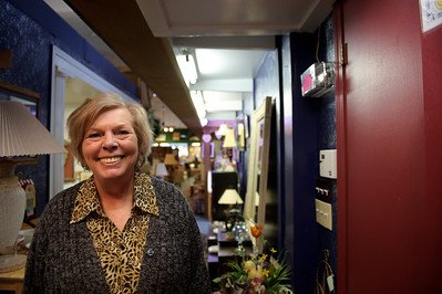 Daniel J. Murphy - dmurphy@shawmedia.com  Judy Offner is the manager of Harbor Bazaar which opened Feb 4th. The shop feature merchandise from 13 hand-crafting vendors renting space inside the 800 square foot building. They have a variety of hand-made items for sale, including jewelry and accessories.