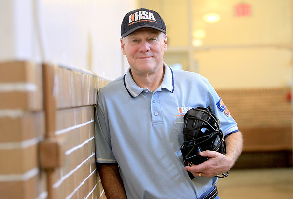 Sandy Bressner - sbressner@shawmedia.com<br /> St. Charles resident Bob Hawkins will be inducted into the Illinois Coaches Association Hall of Fame for softball umpiring next weekend.