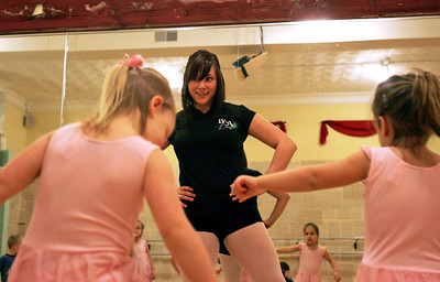 Monica Maschak - mmaschak@shawmedia.com Kristen Semrich, 28, is a sixth grade substitute teacher at Dundee Middle School by day and a dance instructor at Broadway Academy of Art and Dance in Richmond by night. Semrich used to mentor young women as a local dance coach. She has been to Peru to do mission work with women and children and she volunteers her time for charity work events, such as Feed My Starving Children.
