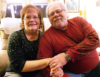 Monica Maschak - mmaschak@shawmedia.com Joe and Rose Lewis are members of the McHenry County Vietnow Chapter. For years they have been bringing food and Christmas gifts to families in need throughout the county.