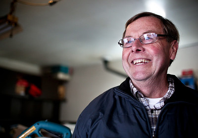 Josh Peckler - Jpeckler@shawmedia.com Bob Brown volunteers as a carpenter with Faith in Action which helps older adults improve their quality of life and remain independent for as long as possible.
