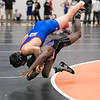 Marmion's A.J Jaffe slams Thorton Township's Kris Williams to the mat during their 133 pound semi-final match at The 3A Wrestling Individual Sectional at Shepard HighSchool in Palos Heights, IL on Saturday, February 09, 2013 (Sean King for The Kane County Chronicle)
