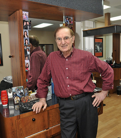 George's Hair Design 50 years