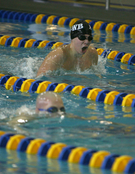 Lyons Township swimming sectional