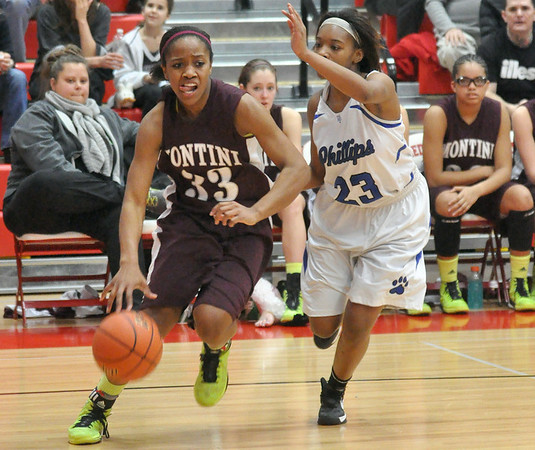 Montini girls head downstate