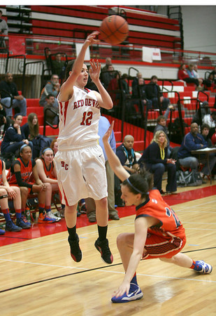 OPRF vs. Hinsdale Central, girls hoops
