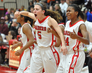 Raiders lose 4A supersectional