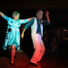 Geneva Alderman Dorothy Flanagan and Sam Hill perform The Rumba during the fifth annual Dance with the Geneva Stars held Saturday night at Eagle Brook Country Club.<br /> (Jeff Krage photo for the Kane County Chronicle)