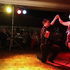 Kevin and Mary Keyzer perform The Cha-Cha during the fifth annual Dance with the Geneva Stars held Saturday night at Eagle Brook Country Club. (Jeff Krage photo for the Kane County Chronicle)
