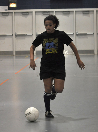West Chicago soccer practice