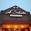 A' Saluté martini lounge has opened at 2400 E. Main St. in the Foxboro Plaza in St. Charles.