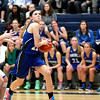 Geneva's Morgan Seberger goes to the basket during their Wheaton North Regional win over Wheaton North Thursday night.