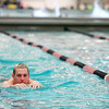 St. Charles East swimmer Will Shanel practices with his team Wednesday afternoon. The IHSA Boys State Swim Meet begins Friday in Evanston.