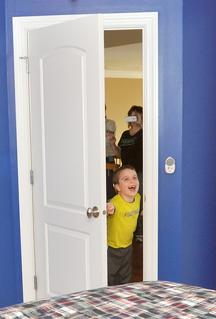 6-year-old gets bedroom makeover