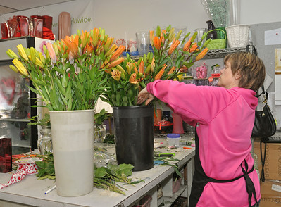 Addison Floral readies for Valentines