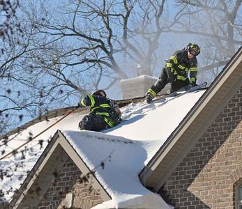 Brookbank house fire