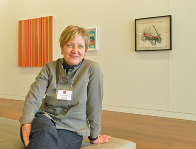 Cleve Carney Gallery opens at  College of DuPage