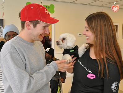 Elmhurst Valentine Puppy Party