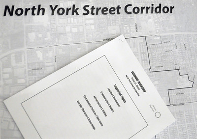 North York plan workshop