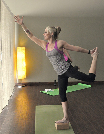 Simply Yoga class
