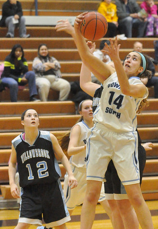 Willowbrook at Downers South girls basketball