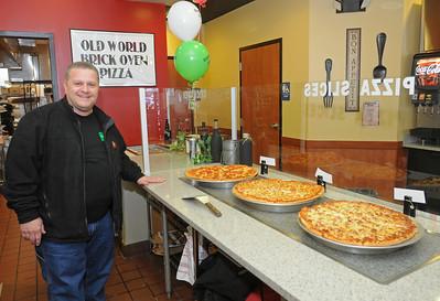Baldinelli Pizza new location
