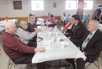 Berwyn Senior Valentine Party