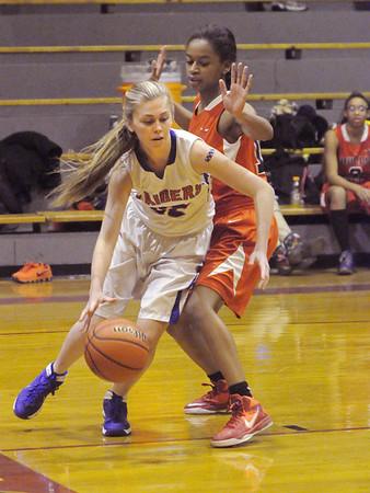 Glenbard South-Bulls Prep girls basketball