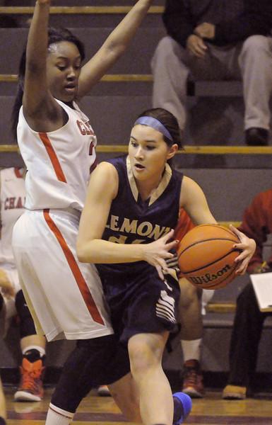Lemont-St.Joe girls basketball