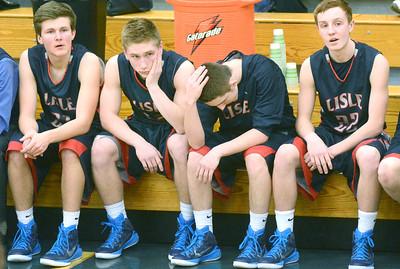 Lisle boys basketball