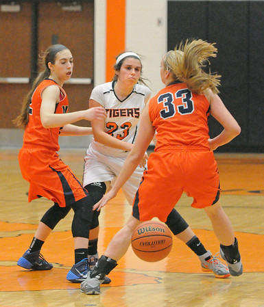 Naperville North at Wheaton Warrenville South girls basketball