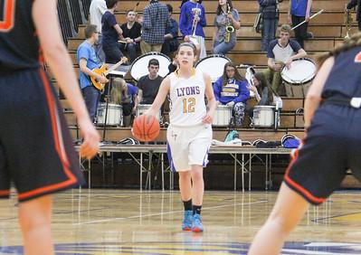 Oak Park-River Forest at Lyons Township girls basketball