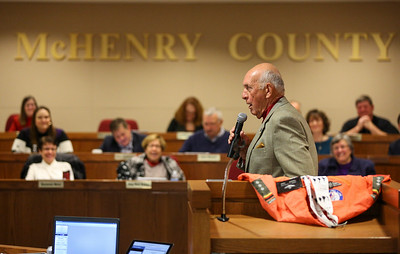 McHenry County Committee of the Whole meeting Feb. 14