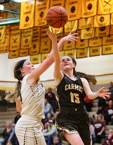 Marengo faces Carmel in Class 3A Carmel Sectional semifinal
