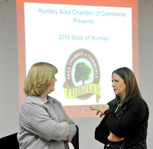 2019 State of Huntley