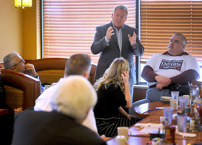 Coffee and Conversation with State Senator Don DeWitte