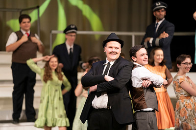 CLS Theatre Production of Catch Me If You Can Musical