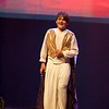 Aladdin, played by Jonah Zimmerman, becomes a prince during a performance of Aladdin Junior at the Arcada Theatre in St. Charles June 25.