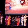 Aladdin, played by Jonah Zimmermann, dances with the cast on June 25 at Aladdin Junior at the Arcada Theatre in St. Charles.