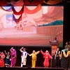 Aladdin and the cast dance for Jasmine, Jafar and the Sultan on June 25 at Aladdin Junior at the Arcada Theatre in St. Charles.