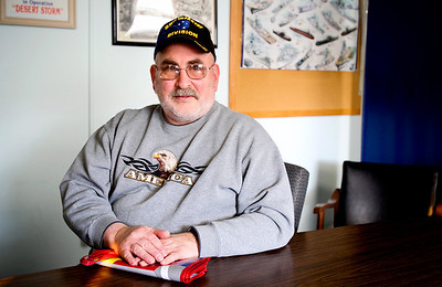 Jenny Kane - jkane@shawmedia.com  Kenneth Samborski is district commander of 25 VFW posts and lives in Crystal Lake. Samborski is know to the men in at James Lovell Federal Health Care Center as the Doughnut man, because every week before a group meeting with veterans he brings doughnuts. Samborski is Vietnam veteran and currently works to increase membership of VFW's. Samborski dream would be an end of all conflict.